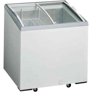 Tiefkühltruhe D-401 mit Glasdeckel