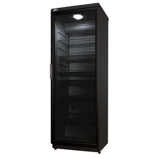 Glastürkühlschrank CD-350 schwarz