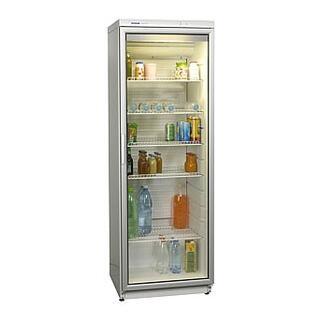 Glastürkühlschrank CD-350
