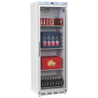 Glastprkühlschrank KBS 402 GU