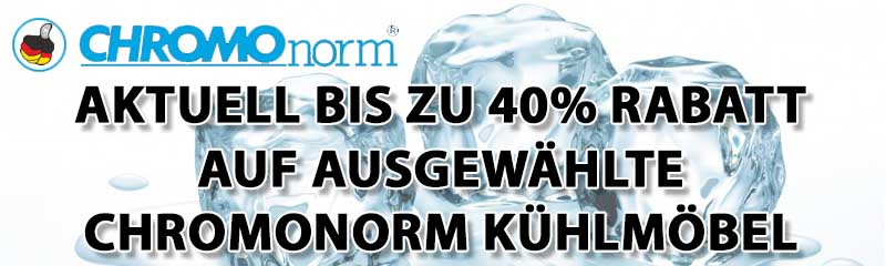 CHROMOnorm - Made in Germany
